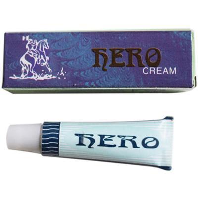 6 tuýp gel HERO CREAM chống xuất tinh sớm cho nam giá tốt