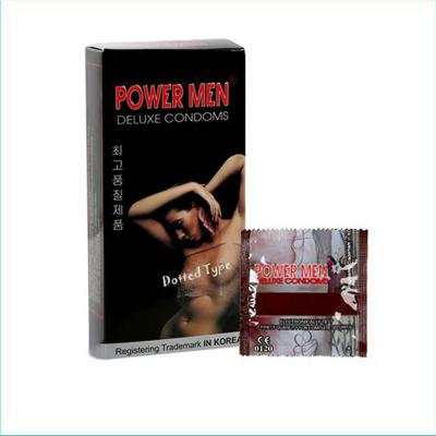 Hộp bao cao su Power Men Dotted Type 12 chiếc