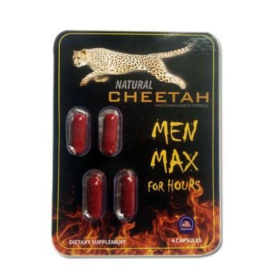 Thuốc tăng cường sinh lý nam Natural Cheetah