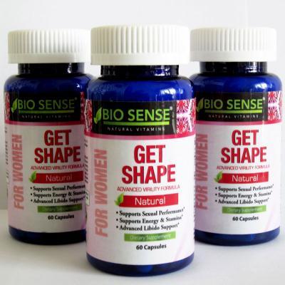 Thuốc tăng sinh lý nữ Get Shape Mỹ nhập khẩu