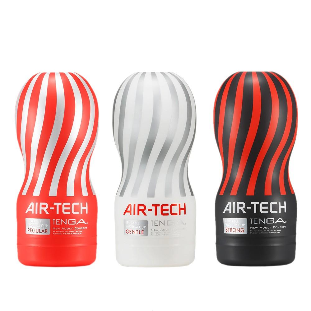 Bộ 3 cốc thủ dâm Tenga Air-tech cao cấp