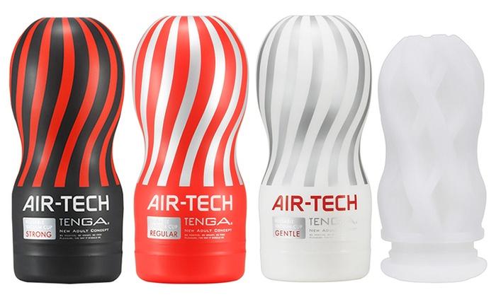 Ruột silicon mềm min của cốc thủ dâm Tenga Air-tech