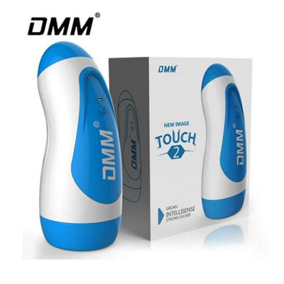 Âm đạo silicon cầm tay rung đa chức năng DMM