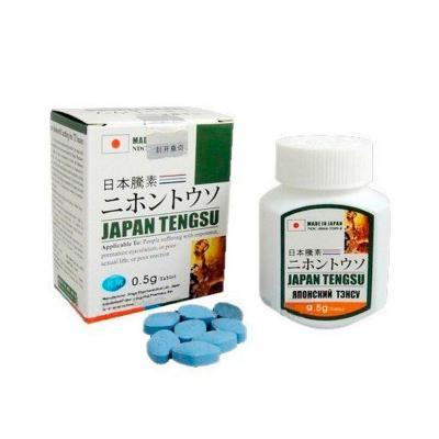Thuốc cường dương thảo dược Japan Tengsu Nhật Bản