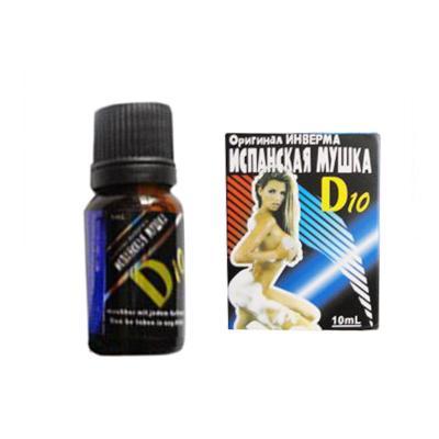 Thuốc kích dục nữ D10 Nga hàng hiệu
