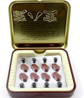 Thuốc tăng cường sinh lý nam Tibet Babao